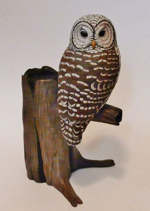 Tim o brien wood blocks and owl on pinterest