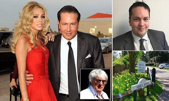 BREAKING NEWS: Petra Ecclestone's brother-in-law is found dead