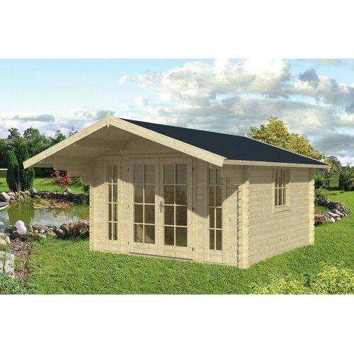 Garten Living 380 Cm X 530 Cm Gartenhaus Korbin Sol 72 Outdoor Garten Garden Shed