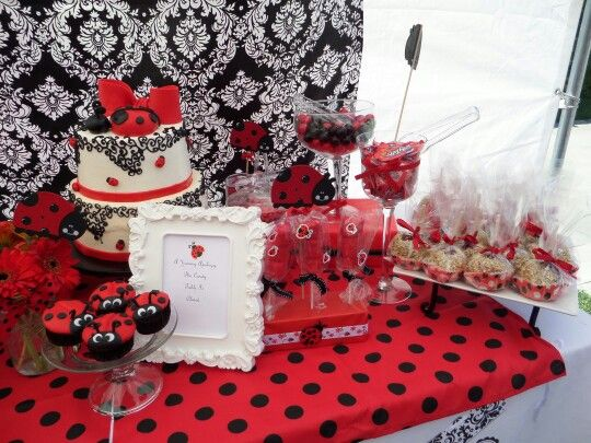 ladybug and more ladybug baby showers ladybugs baby showers showers