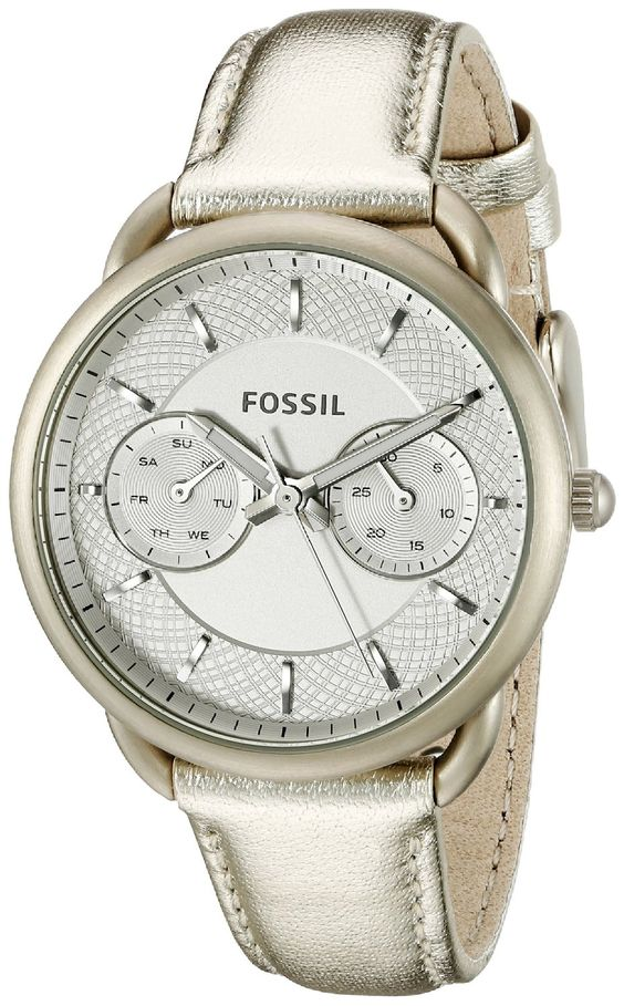 Fossil Women's ES3912 Analog Display Analog Quartz Gold Watch * To view further for this watch, visit the image link.