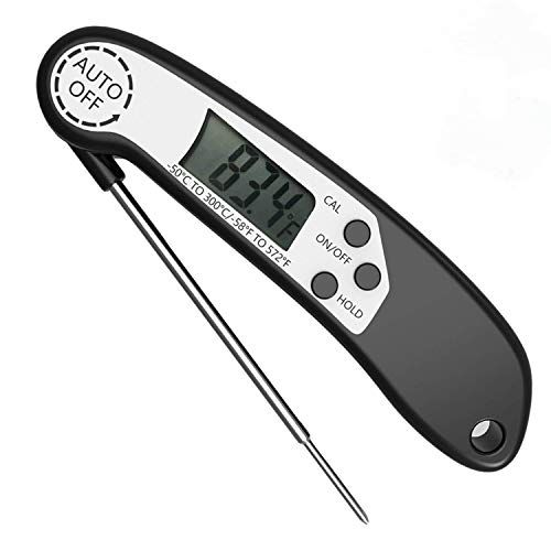 Instant Read Meat Thermometer For Cooking And Grill Cudny Digital