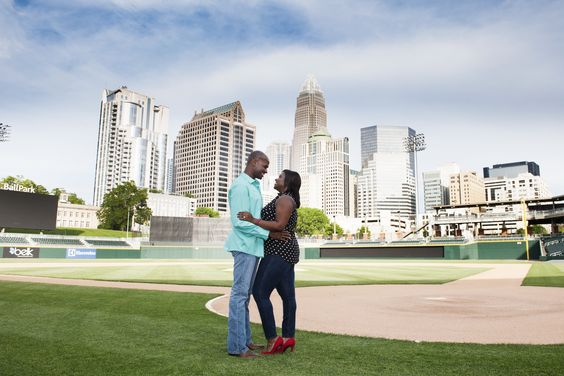BB&T Ballpark in Charlotte, NC