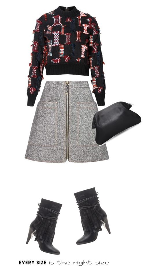 """""""Friday"""" by mood-chic ❤ liked on Polyvore featuring Acne Studios, Ash, Sea, New York, Nico Uytterhaegen and powerlook"""
