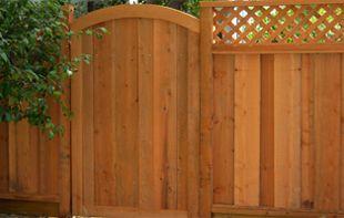 Wooden garden gate garden gates and gates on pinterest for Simple garden gate designs
