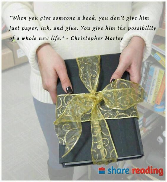 Book - a perfect gift ..