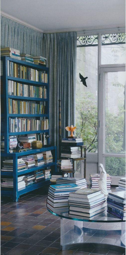 Brooke Astor.  Design by Parish-Hadley.