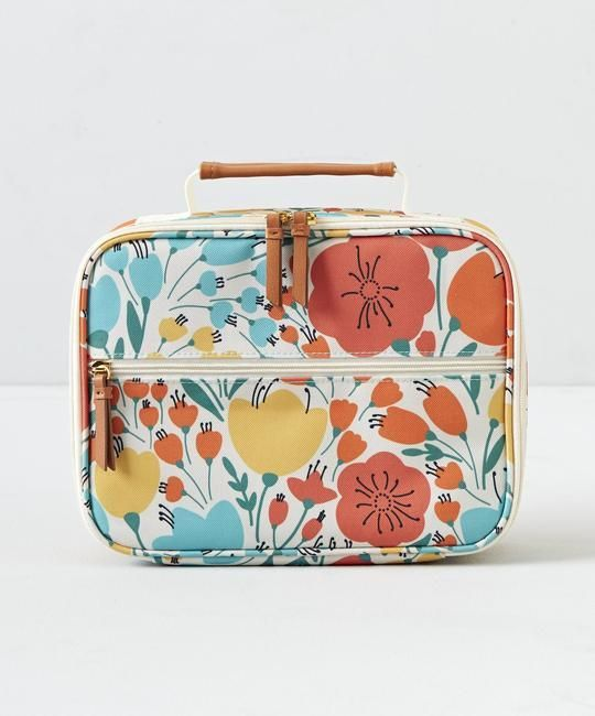 Insulated lunch box  lunch bag