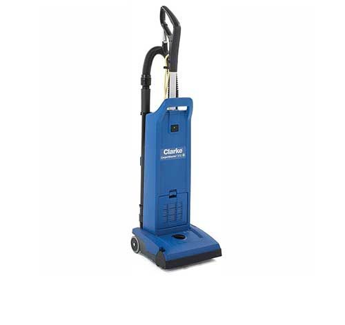 Clarke Carpetmaster 212 Upright Vacuum Southeastern Equipment Floor Machine Ergonomics Floor Cleaner Design