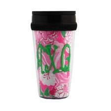 Alpha Chi Omega Travel Tumbler