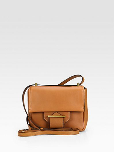 Reed Krakoff: Standard Mini Shoulder Bag. Have I finally found the perfect crossbody?