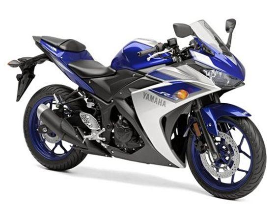 Yamaha YZF-R3 (Foto: Divulgação)