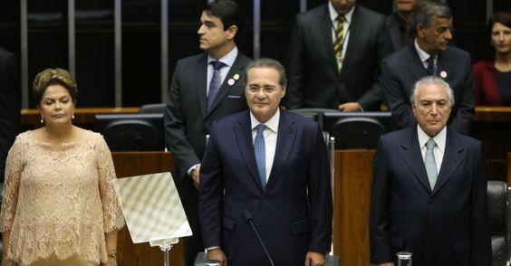 Renan dará 45 dias para Dilma apresentar defesa sobre pedaladas fiscais