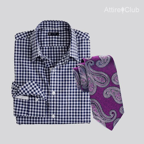 Many men want to wear multiple prints or patterns at the same time, but don't know whether this looks good. The truth is that mixing patterns takes practice, but it can be done with extremely good results. The main rule of mixing patterns and prints is that they have to be of different sizes.  More: The Guide to Wearing Paisley: http://attireclub.org/2015/10/03/wearing-paisley/ #paisley #menswear #fashion