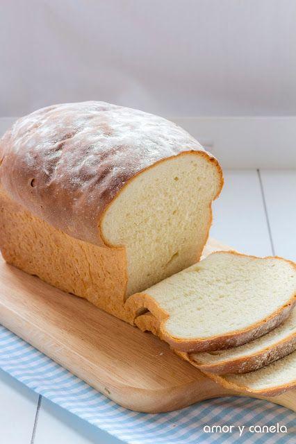 Sueños de amor y canela: Pan de molde extratierno