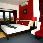 black ,white and red bedrooms, exactly the colors i want for my room!