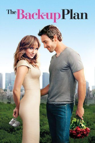another one of my romantic movie favs -  The Back Up Plan: Jennifer Lopez, Alex O'Loughlin,