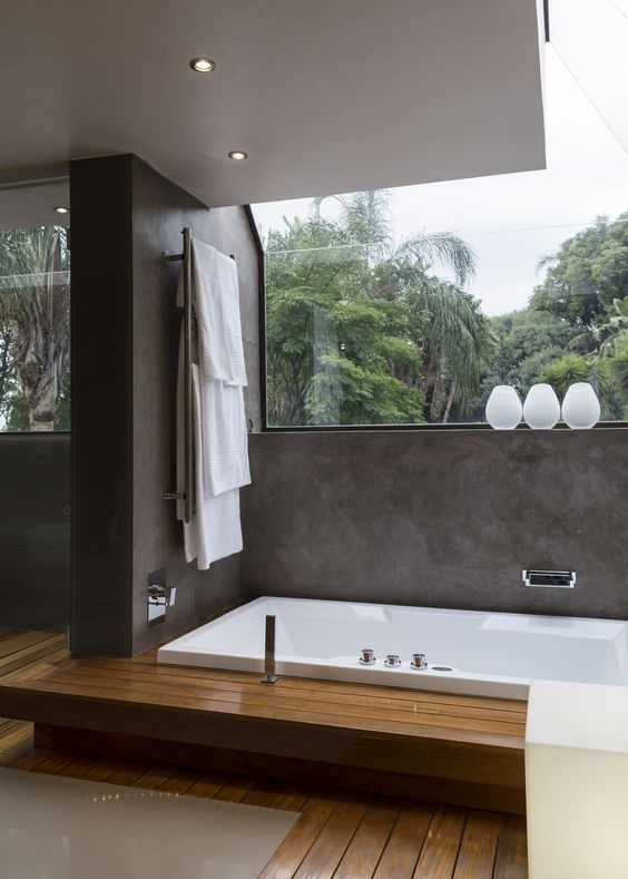 House Fern | Bathroom | M Square Lifestyle Design | M Square Lifestyle Necessities #Design #Interior #Bathroom #Decor