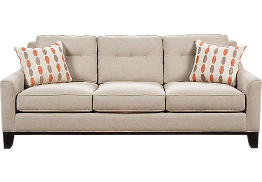 cindy crawford home hadly sofa for the home pinterest cindy crawford room and sleeper sofas - Cindy Crawford Furniture
