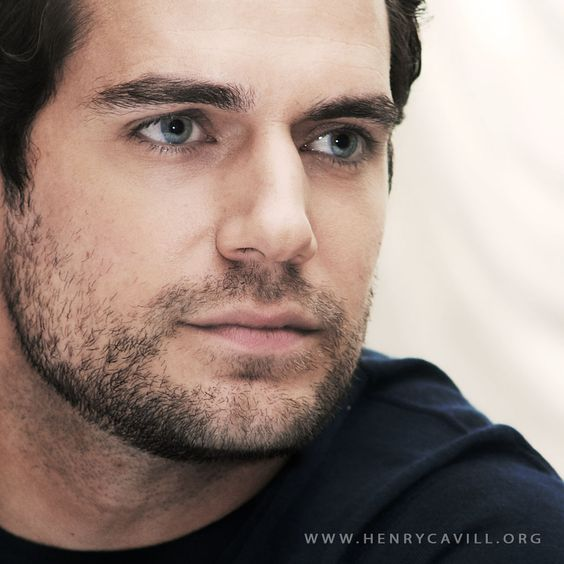 Henry Cavill at The Man from U.N.C.L.E. Press Conferenc in London