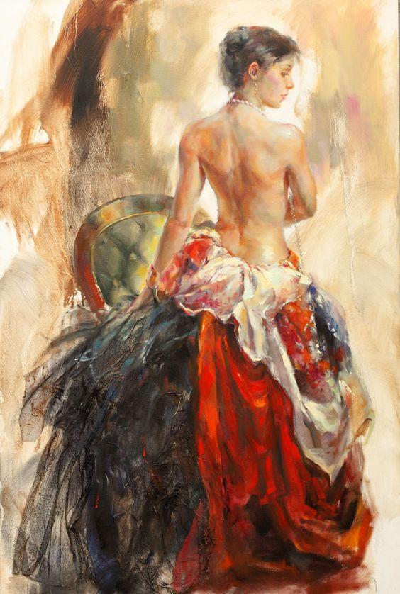 Anna Razumovskaya ~ Muse