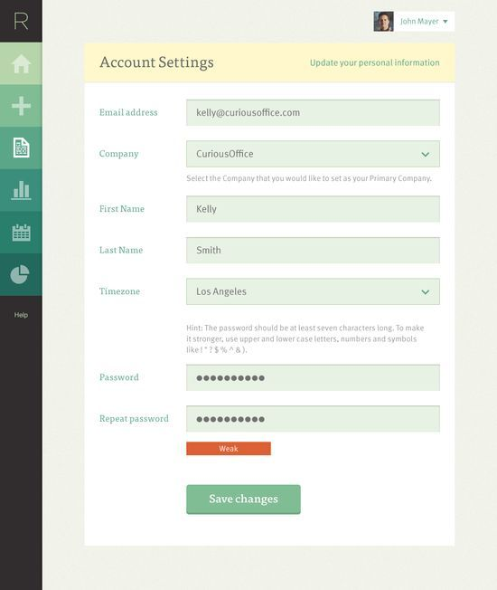 9 best Web Forms images on Pinterest | Web forms, Form design and ...