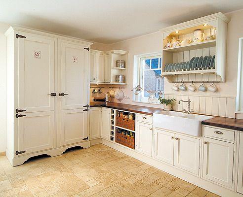 British Stoves Rutherford Rose Landhausküche   Handgebaute Englische Küchen  Im Landhausstil Sowie Hochwertige Britischen Herde Und Eßzimmermöbel |  Pinterest ...