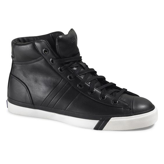pro keds royal plus hi black