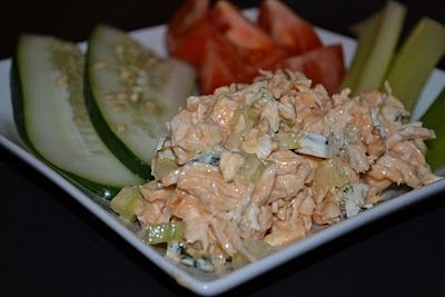 Chicken Salad - Buffalo Style
