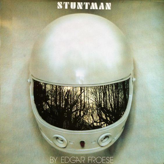 Edgar Froese - Stuntman - LP