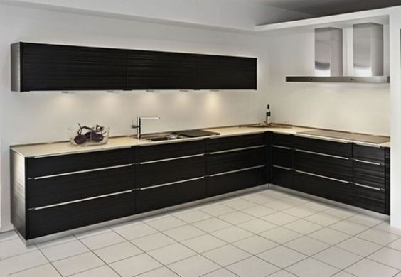 simple modern kitchen - Google Search