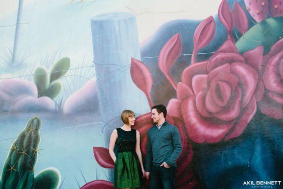 Austin Engagement Portraits