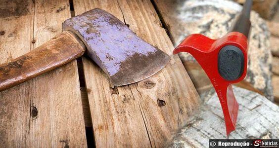 S1 Notícias | O machado é reformulado pela primeira vez em milhares de anos