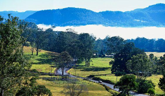 Kangaroo Valley: