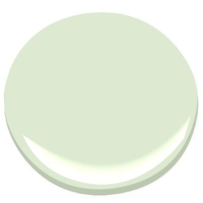 Benjamin moore paint colors and paint on pinterest for Benjamin moore light green