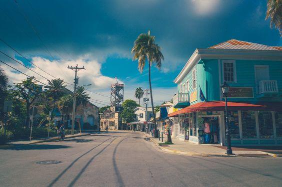 Key West, Floride - Wonderful pictures of Florida. (Le blog des carnets de traverse)