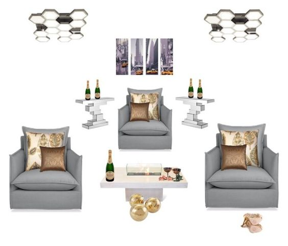 """""""Theater Room """" by missactive-xtraordinary ❤ liked on Polyvore featuring interior, interiors, interior design, home, home decor, interior decorating, Seasonal Living, ZiGi Black Label, TAXI and Pillow Decor"""