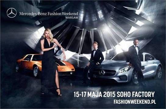 Konkurs SPEED FASHION! Zwycięzca zaprezentuje swoje prace na wybiegu podczas Mercedes-Benz Warsaw Fashion Weekend 2015.