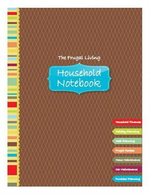 Household notebook, free printable :)