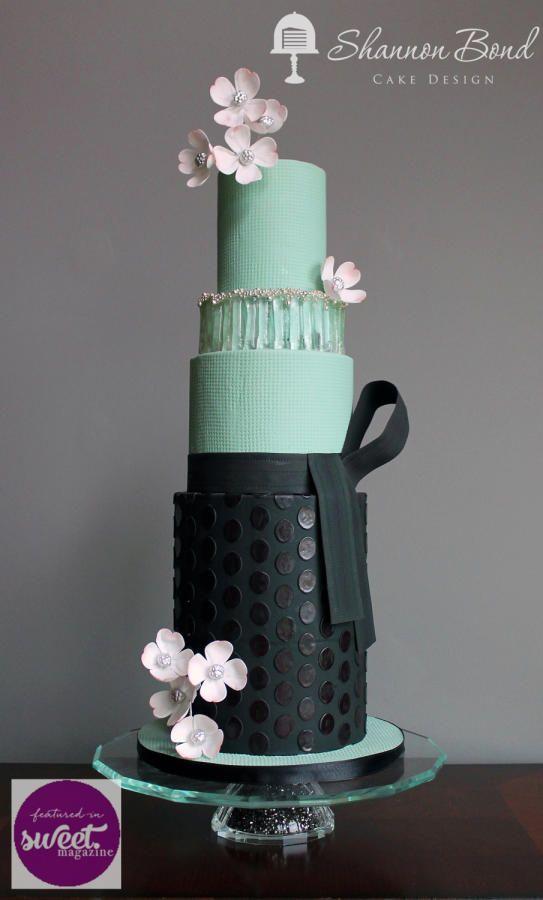 Armani Prive Inspired Cake - Cake by Shannon Bond Cake Design