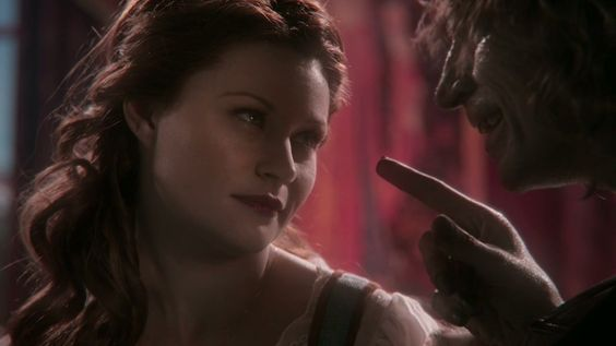 "Belle: 'You're not a monster.' - 1.12 ""Skin Deep"""