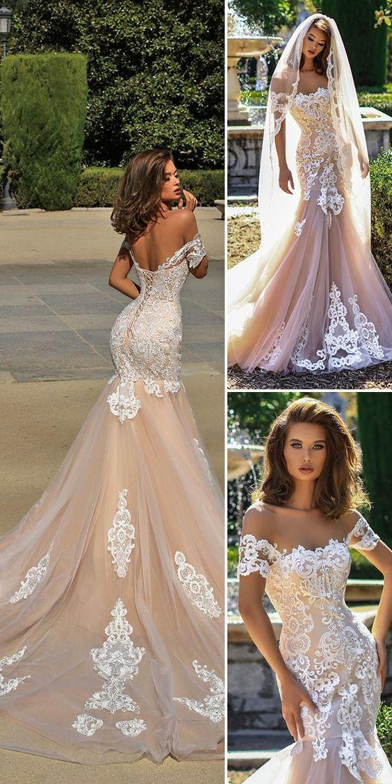 Victoria Soprano 2018 Wedding Dresses