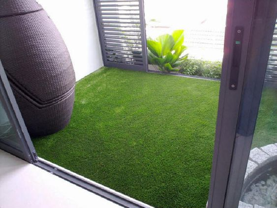synthetic grass balcony - Google Search