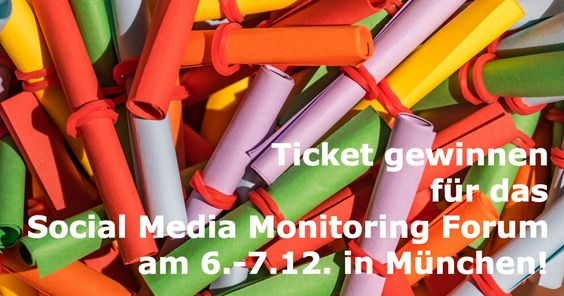 Mit dem MonitoringMatcher zum Monitoring Forum 2016