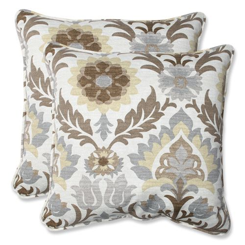 Throw Pillows Pillow Set And Grey On Pinterest