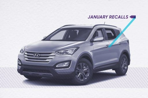Recall Recap The Biggest Recalls In January 2019 Best Compact Suv Best Midsize Suv Buick Envision