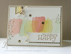 RunningwScissorsStamper: Stampin' Up! Happy Watercolor