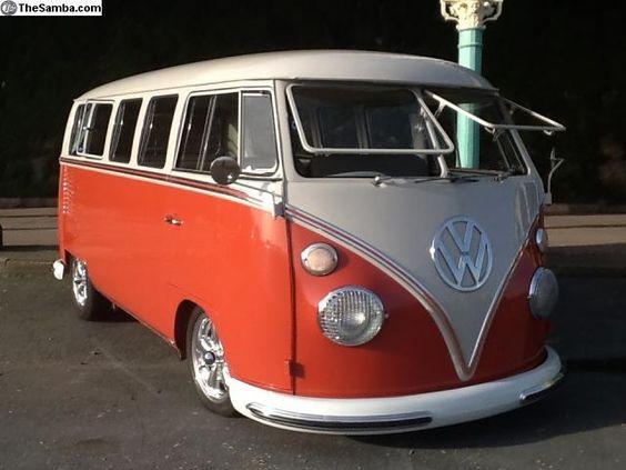 1965 vw bus 13 window deluxe my kind of ride pinterest for 13 window vw bus