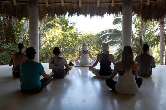 Find retreat venues around the world.