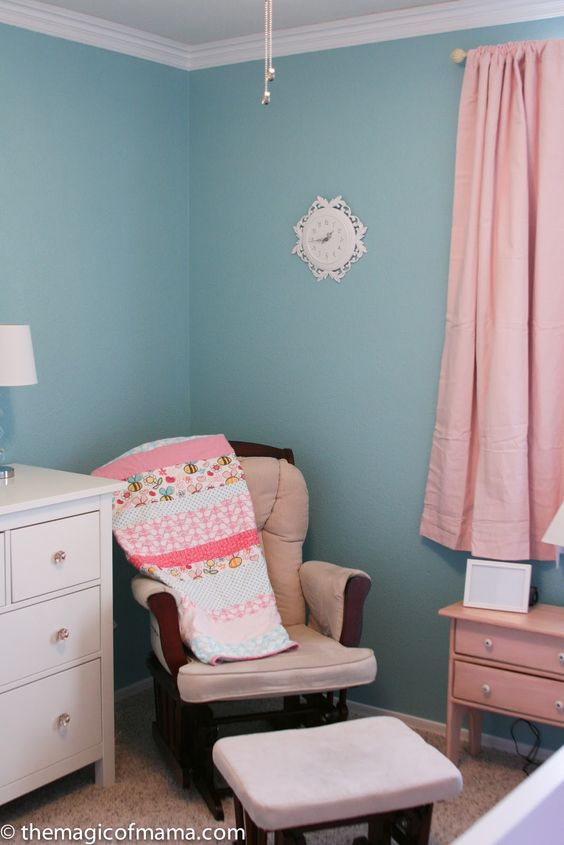 paint colors blue and and teal pillows on pinterest